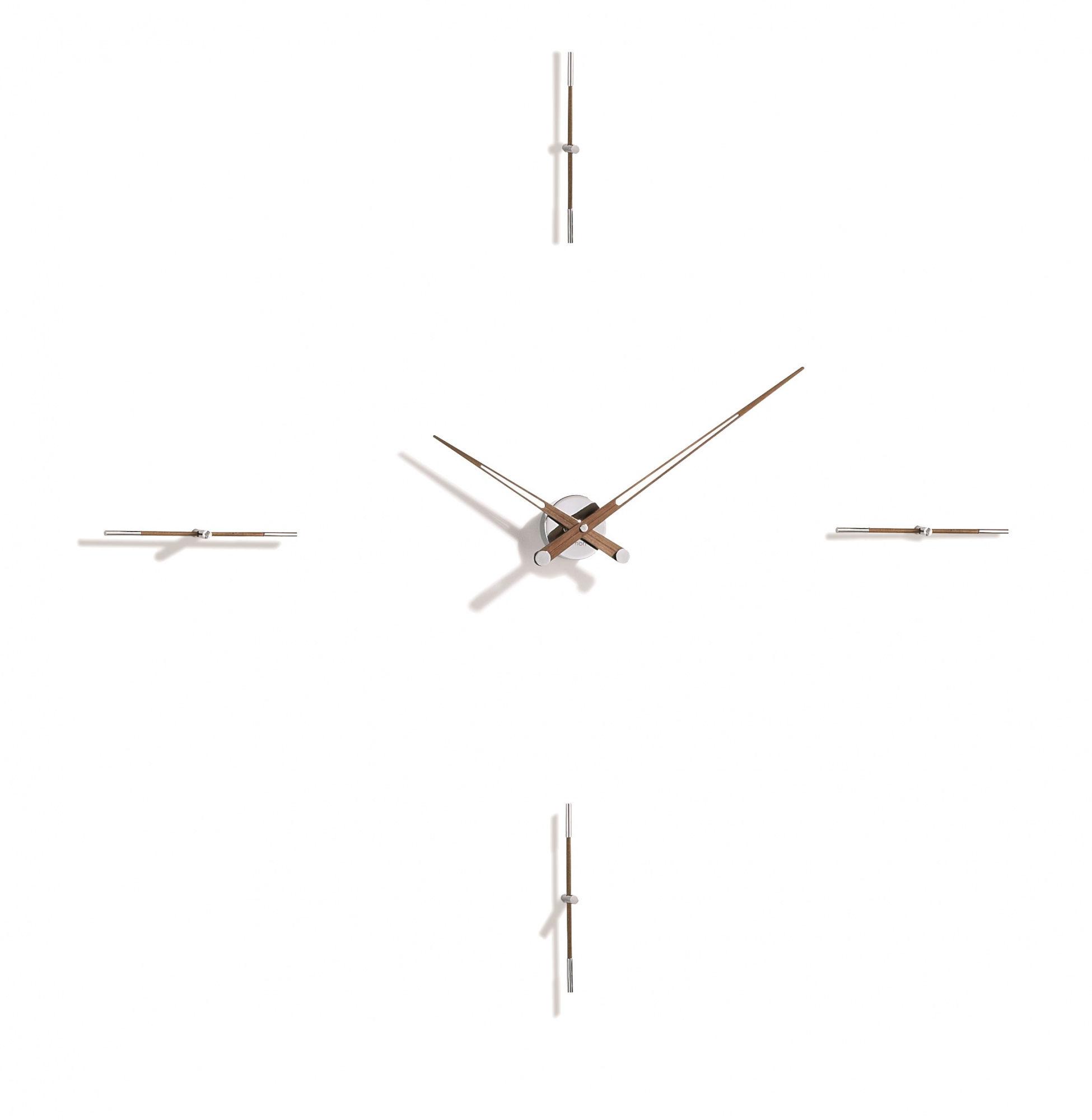 Zegar ścienny Merlin N 4sh Nomon