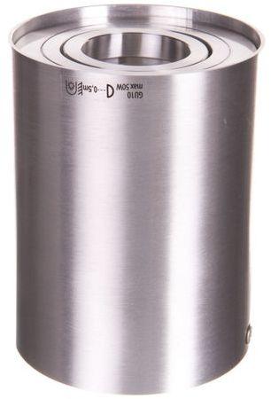 Oprawa sufitowa 50W 230V GU10 IP20 Ikl. BORD DLP-50-AL 22550