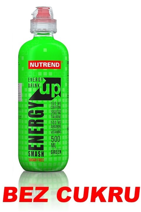 SMASH UP ENERGY green