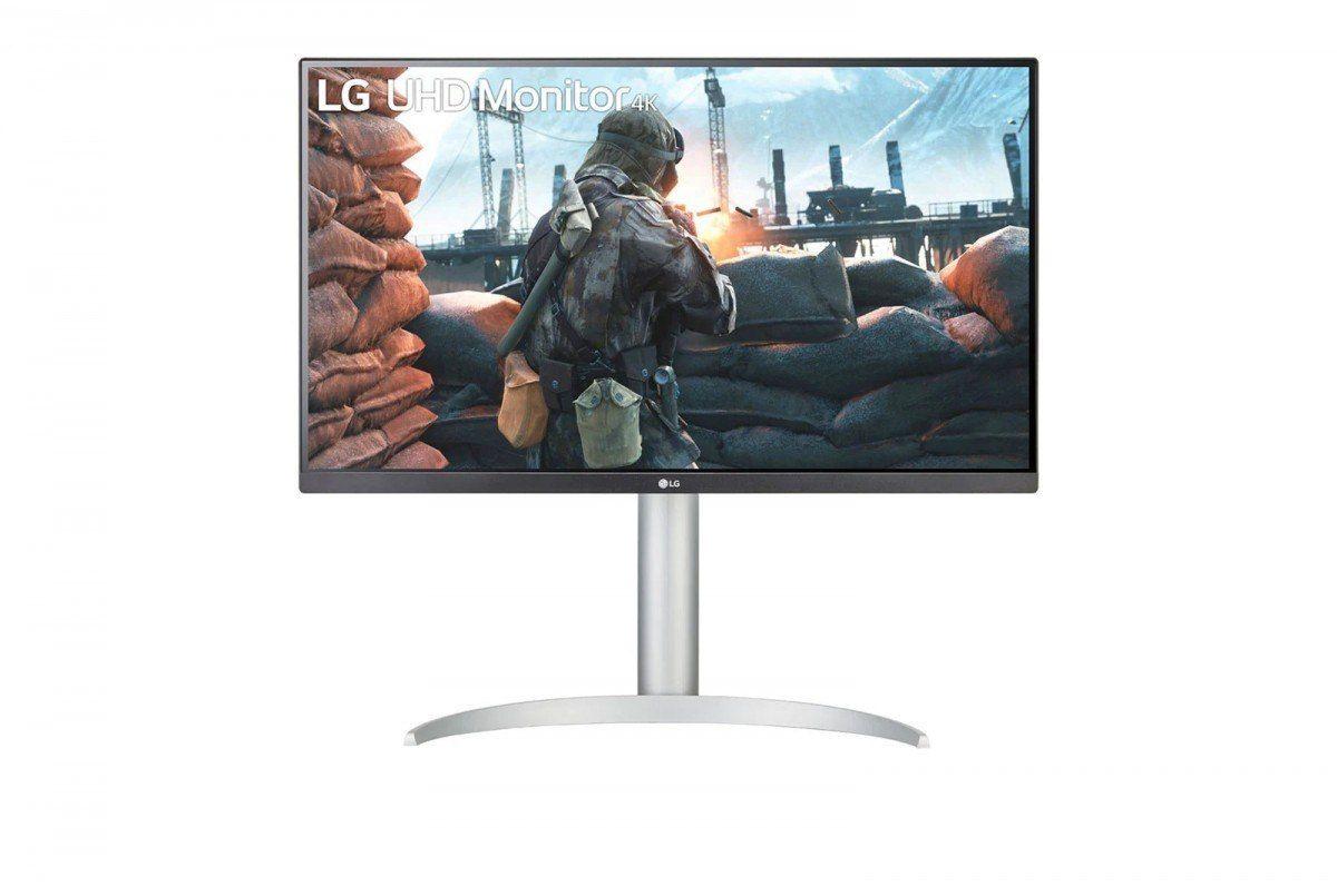 LG Electronics Monitor 27 cali 27UP650-W UHD 4K IPS VESA Display HDR 400