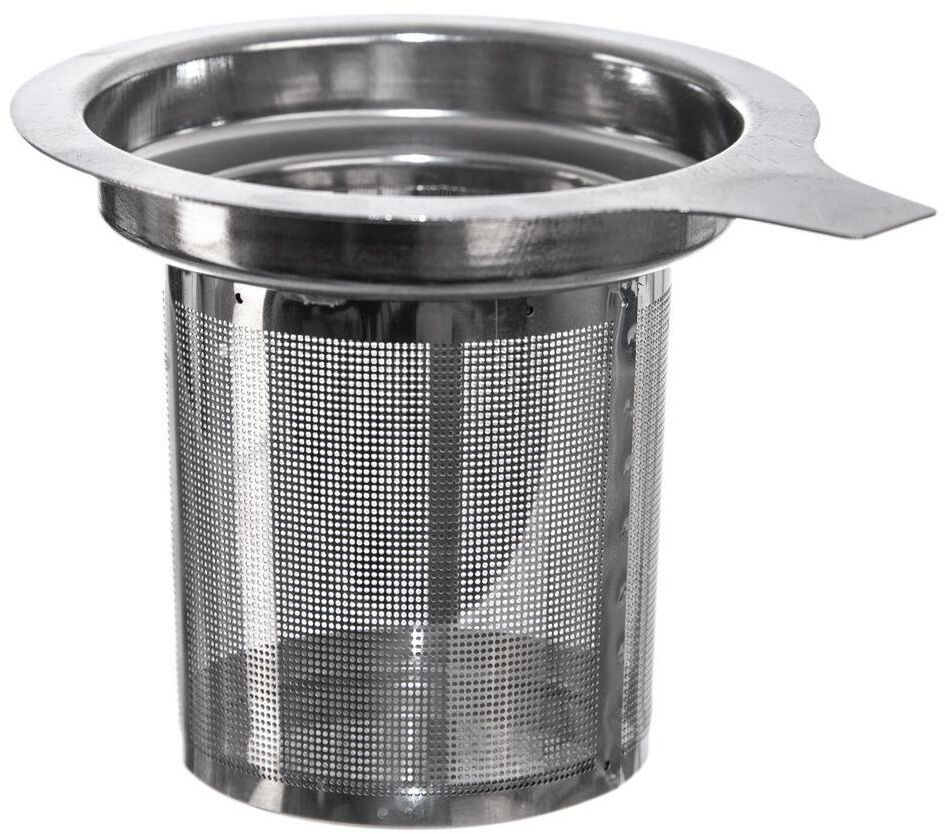 Zaparzacz sitko stalowe do zaparzania parzenia herbaty ziół na kubek szklankę dzbanek