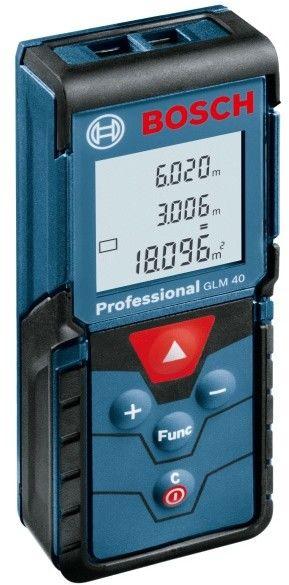 Dalmierz laserowy Bosch GLM 40