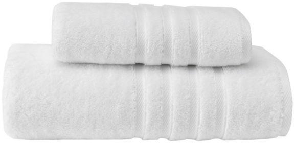 Ręcznik BOHEME 50x100 cm Biały