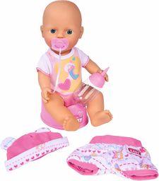 Simba 105032485 - Lalka New Born Baby z zestawem ubranek