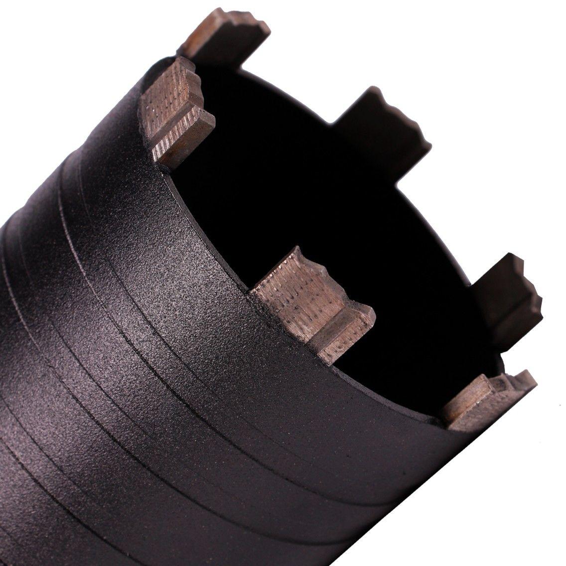 Wiertło Diamentowe Koronowe 72x300-5x1 1/4 UNC RS-TX Beton na Sucho