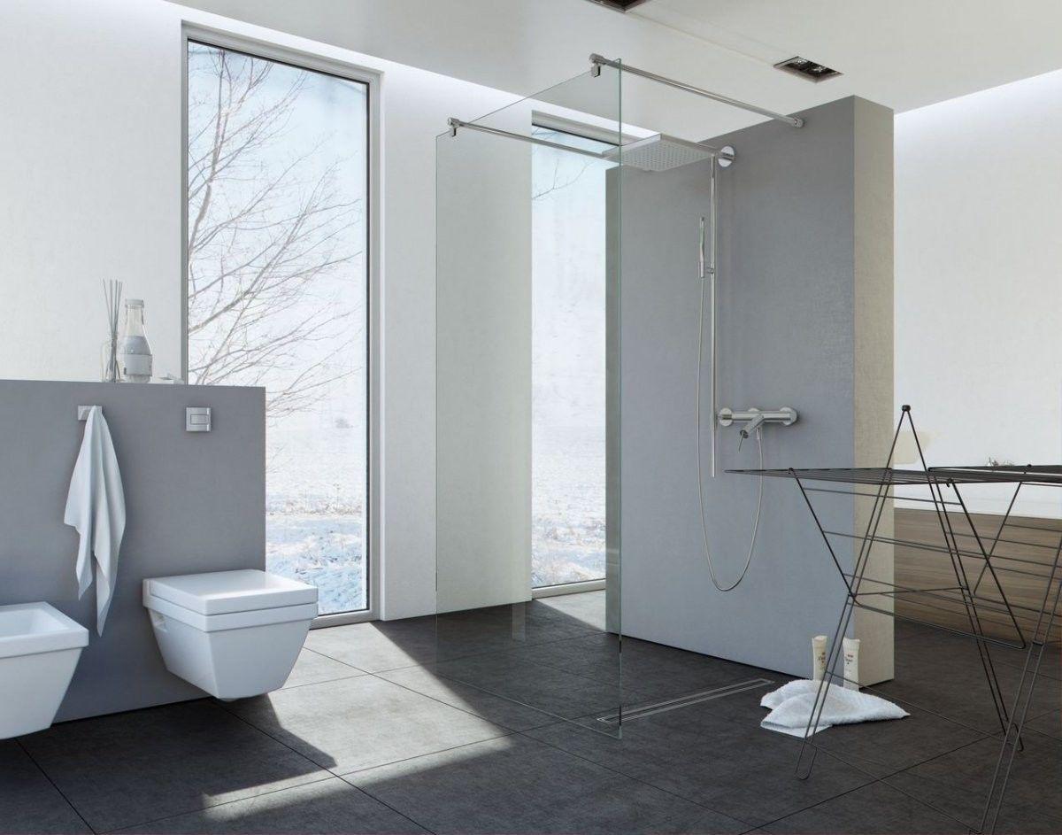 Ścianka prysznicowa Easy In 90 cm, szkło transparentne