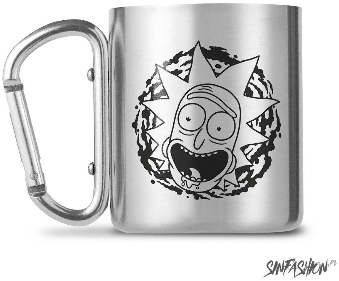 Kubek Rick And Morty Metal