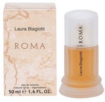Laura Biagiotti Roma woda toaletowa dla kobiet 50 ml