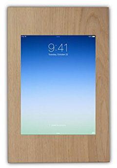 TabLines TSG048O obudowa ochronna bez urządzenia domowego do Apple iPad Pro 24,6 cm (9,7 cala) oak