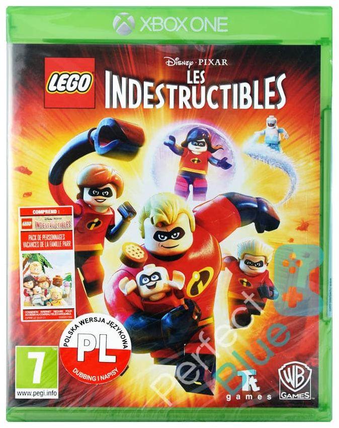 Lego Iniemamocni / The Incredibles / Warszawa / 533 111 700