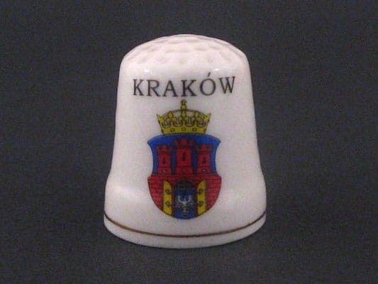Naparstek ceramiczny - Kraków