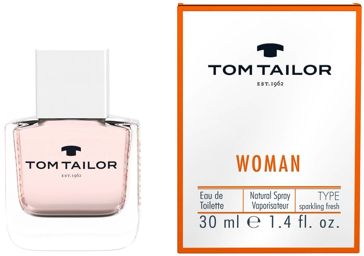 Tom Tailor Woman Woda toaletowa 30ml