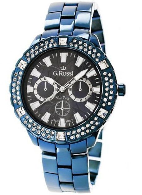 Zegarek Damski G.Rossi 8527B-6F1