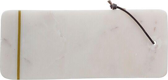 Deska do krojenia jotkirn 15 x 37 cm marmurowa