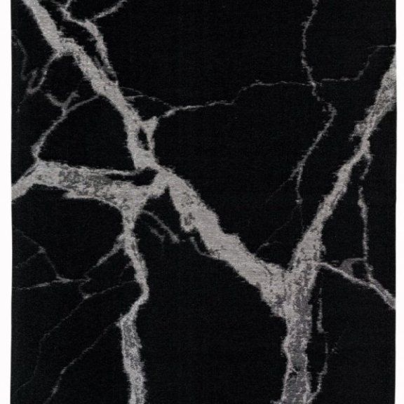 Dywan Statuario Black 200x300 cm