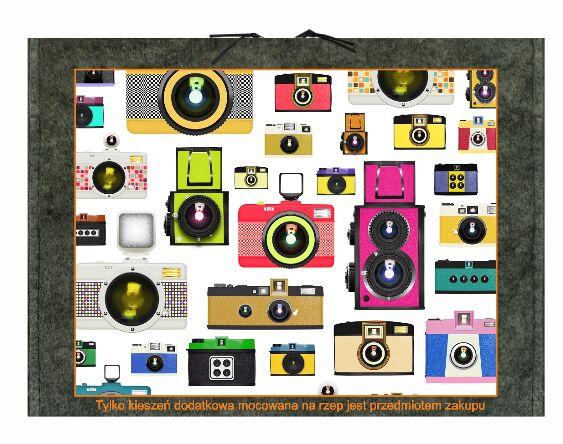Dodatkowa kieszeń Laptop 10-12''