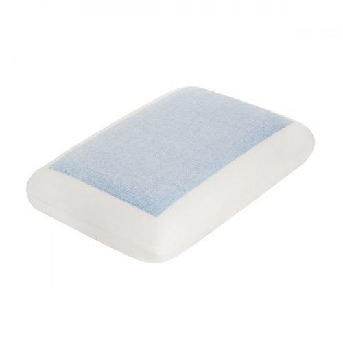 Qmed Comfort Gel Pillow poduszka ortopedyczna do spania *z żelem chłodzącym*