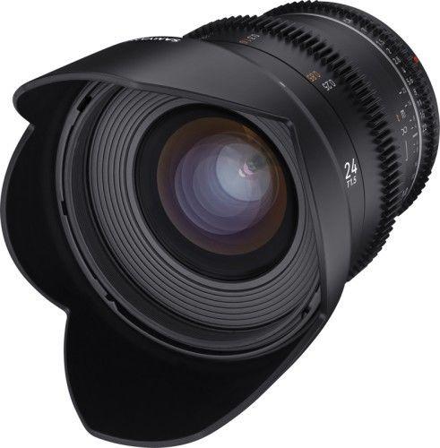 Obiektyw Samyang 24 mm T1.5 VDSLR MK2 Canon EF
