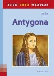 Antygona - lektura z opracowaniem - Sofokles