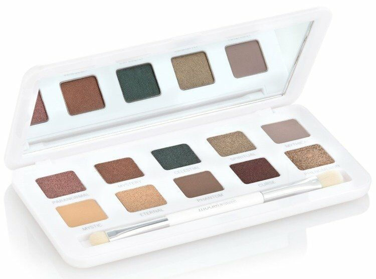 Models Own Eyeshadow Pallete - Paleta cieni do powiek Supernatural