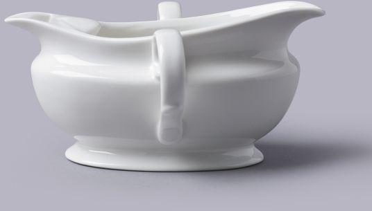 Porcelanowy oddzielacz do tłuszczu 400 ml