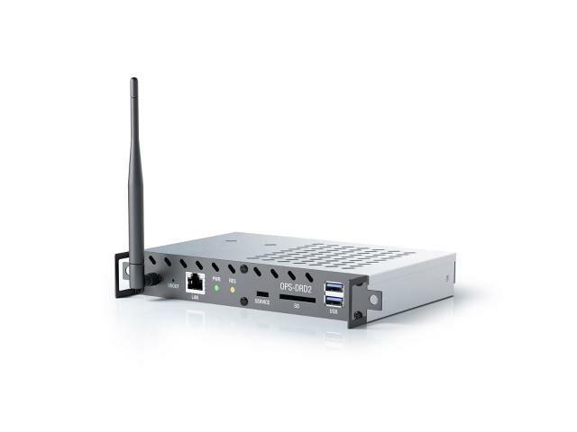 Komputer NEC OPS Single Board Computer Cortex-A53 Quad-core CPU (100014295)+ UCHWYTorazKABEL HDMI GRATIS !!! MOŻLIWOŚĆ NEGOCJACJI  Odbiór Salon WA-WA lub Kurier 24H. Zadzwoń i Zamów: 888-111-321 !!!