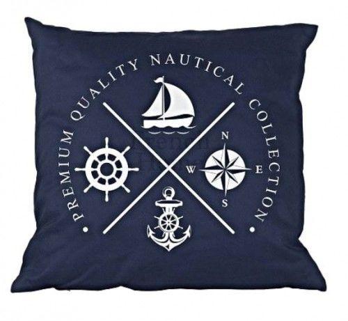 Poduszka marynistyczna Nautical