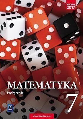 Matematyka SP 7 Podr. WSiP - Adam Makowski, Tomasz Masłowski, Anna Toruńska