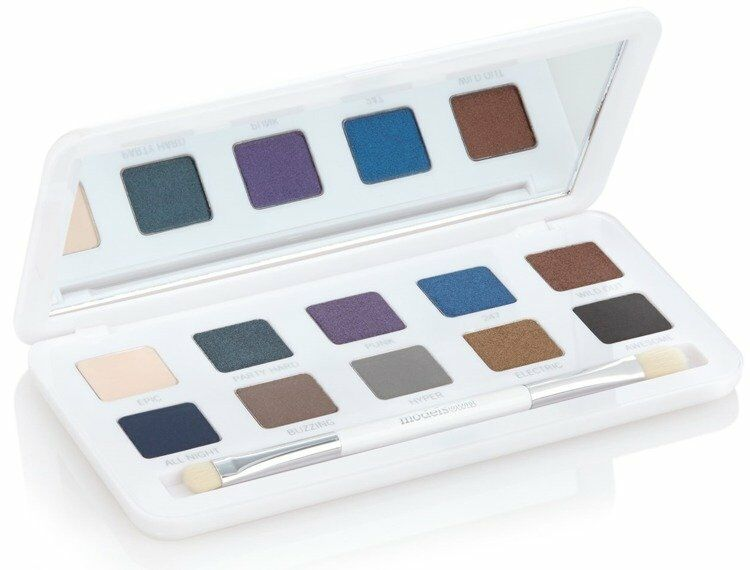 Models Own Eyeshadow Pallete - Paleta cieni do powiek RockStar