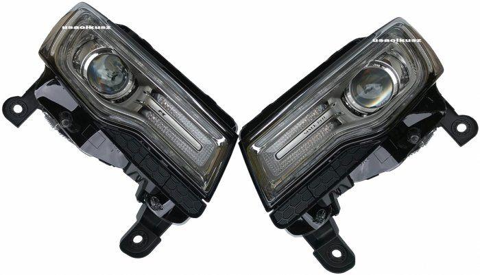 Reflektory bi-ksenonowe adaptacyjne skrętne europa LMQ MOPAR Jeep Grand Cherokee 2014-2016
