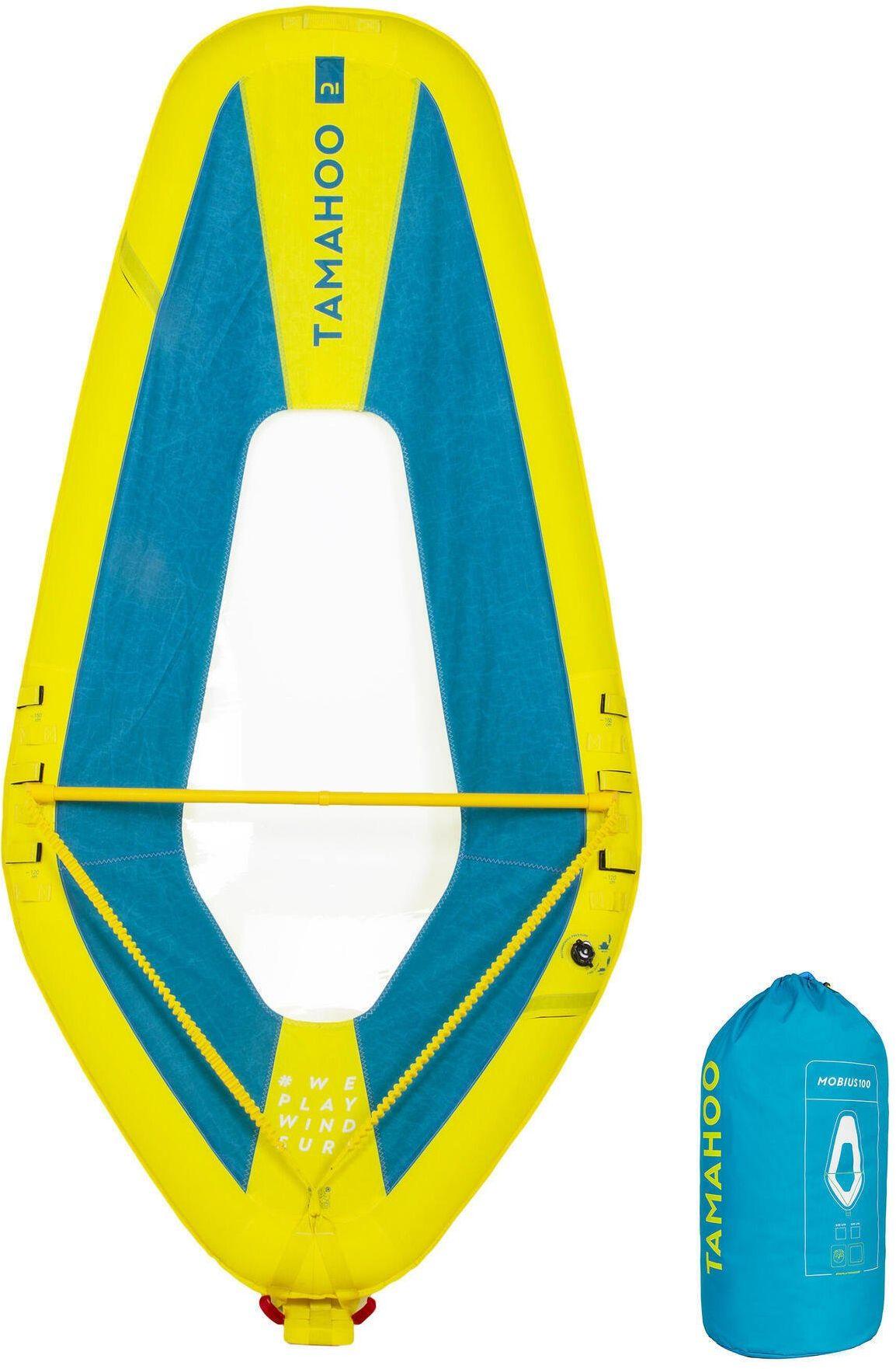 Żagiel Pompowany Do Windsurfingu 100 S/M