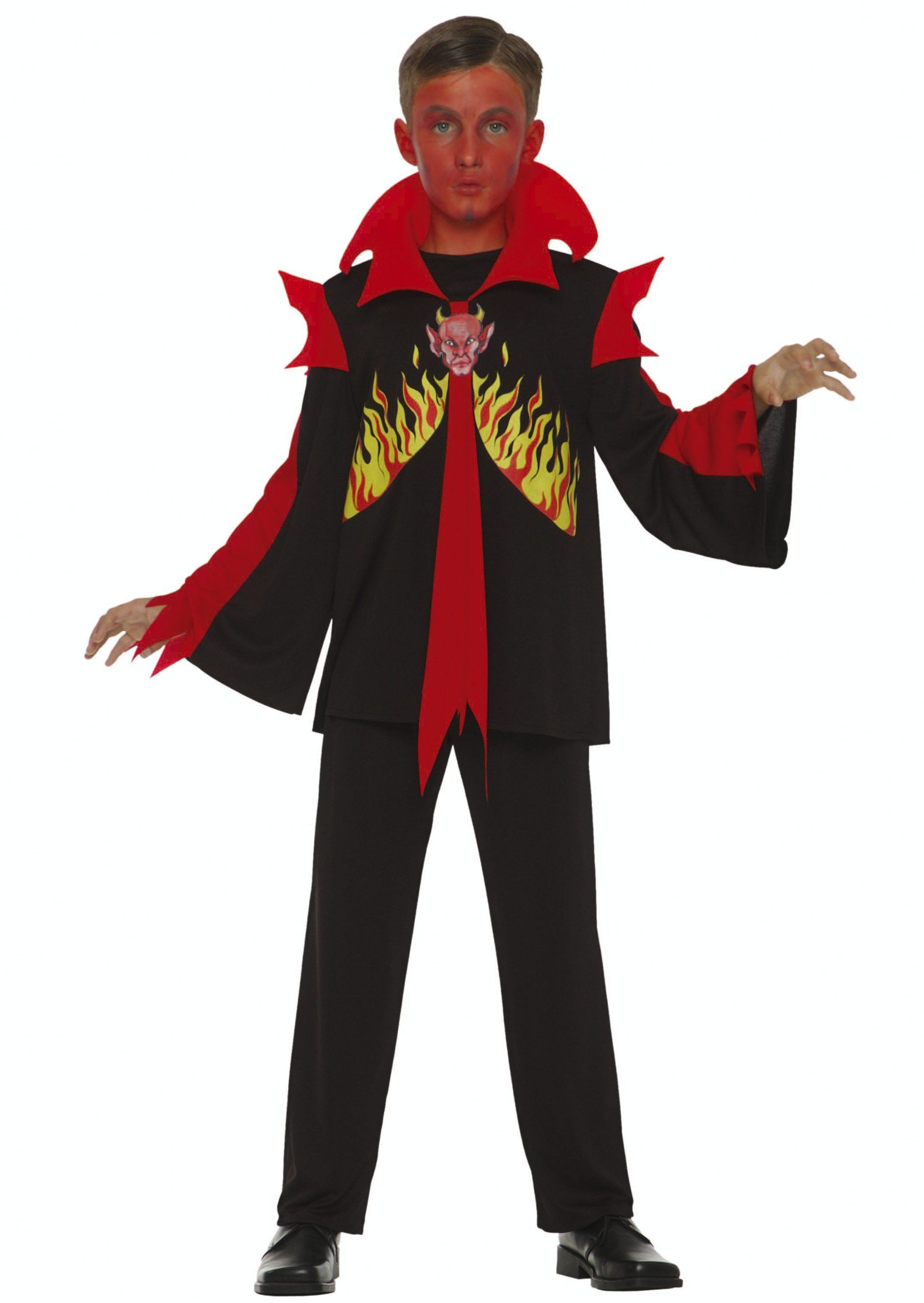 Cesar  G732  001  kostium  diabeł ze światłem