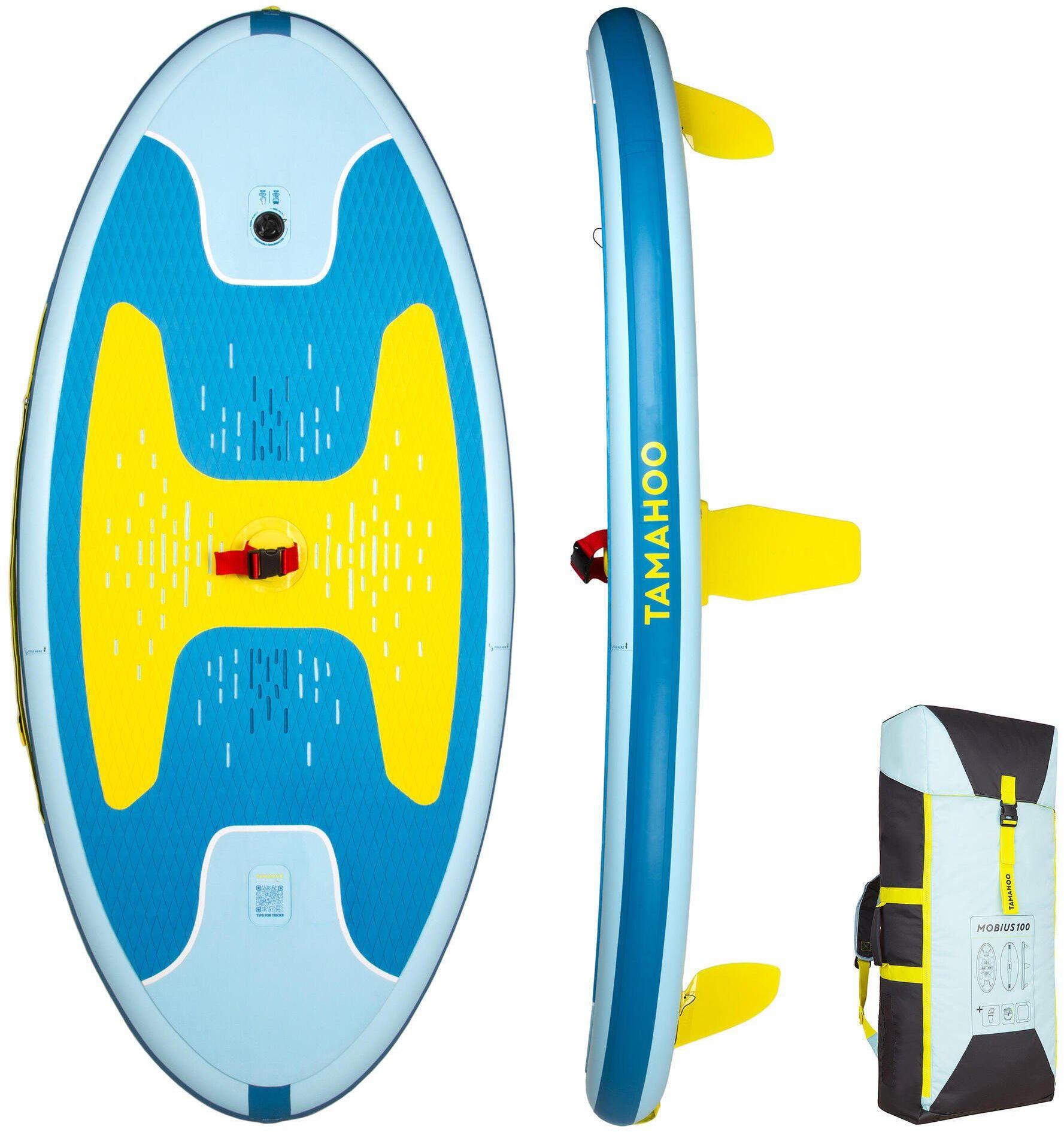 Deska pneumatyczna do windsurfingu Tamahoo 100