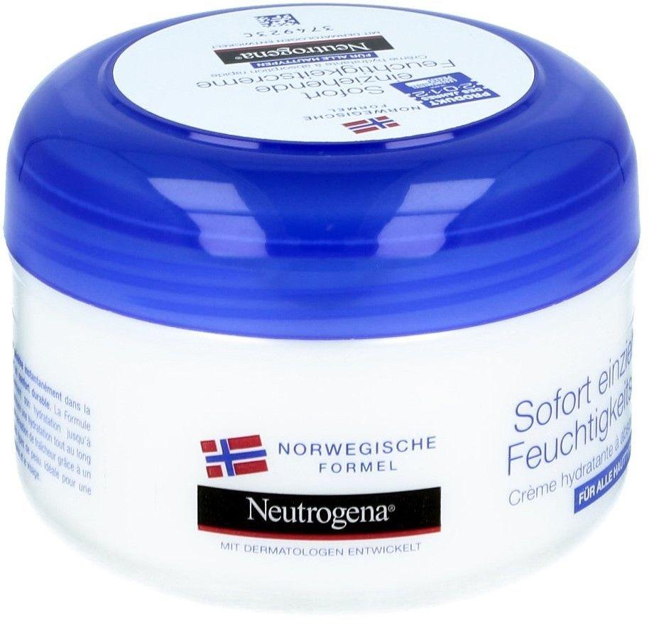 Neutrogena formuła norweska krem nawilżający