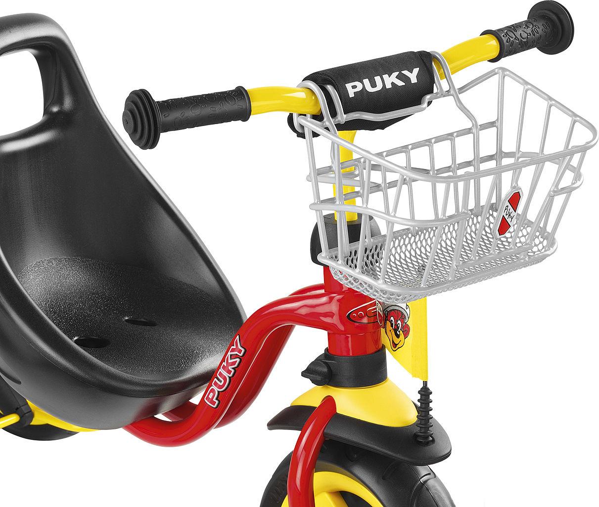 Koszyk Puky LKDR na kierownicę do rowerków trójkołowych i hulajnogi 9119