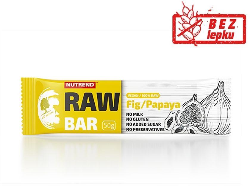 RAW BAR kakao+orzech 50g