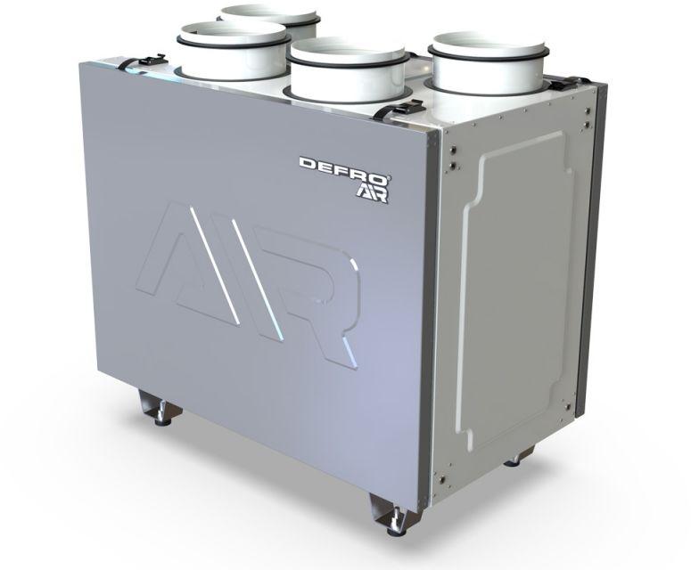 REKUPERATOR DRX 500 V OPTI - do 550 m3/h