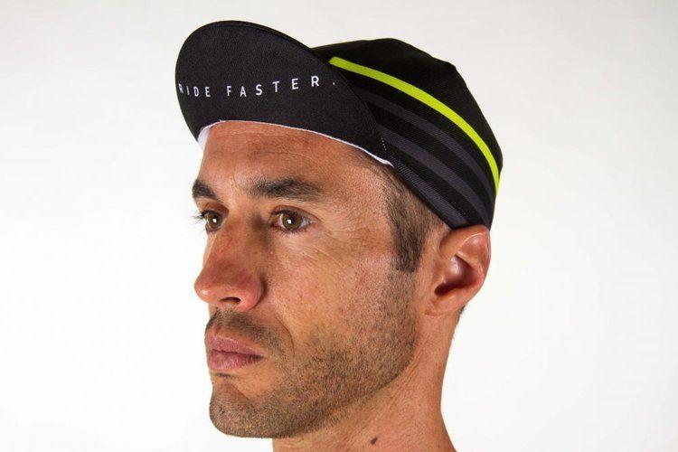 ZEROD Czapeczka kolarska CYCLING CAP Marinere Black