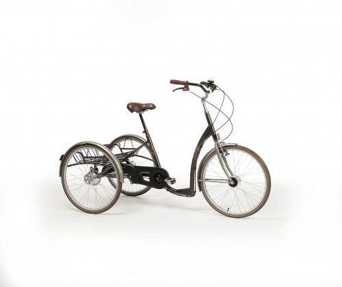 Rower inwalidzki dla dorosłych VINTAGE