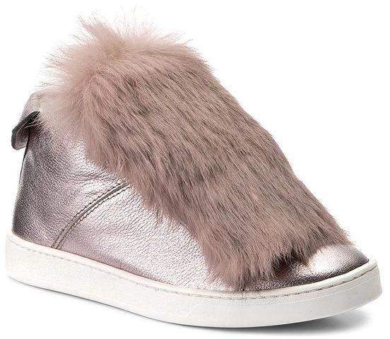 Gino Rossi Sneakersy Mariko DTH601-W69-0194-0459-F Różowy