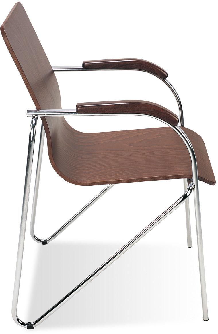 NOWY STYL Krzesło SAMBA wood