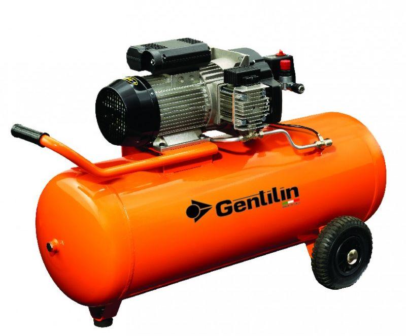 Sprężarka tłokowa bezolejowa Gentilin C 330/100