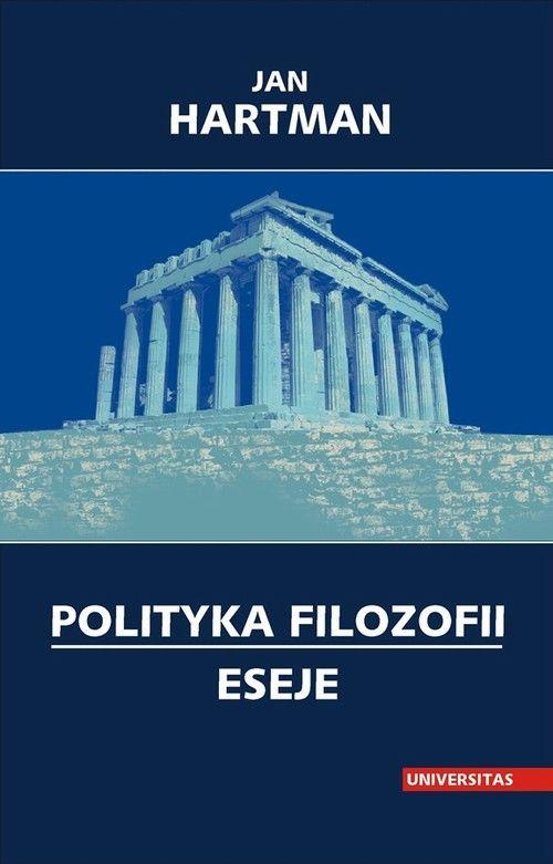 Polityka filozofii. Eseje - Jan Hartman - ebook