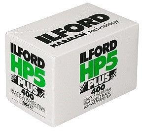 Film Ilford HP5 Plus Czarno-biały ISO400 135