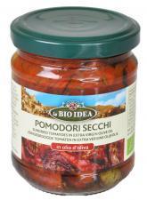 Pomidory suszone w oliwie z oliwek BIO 190g La Bio Idea