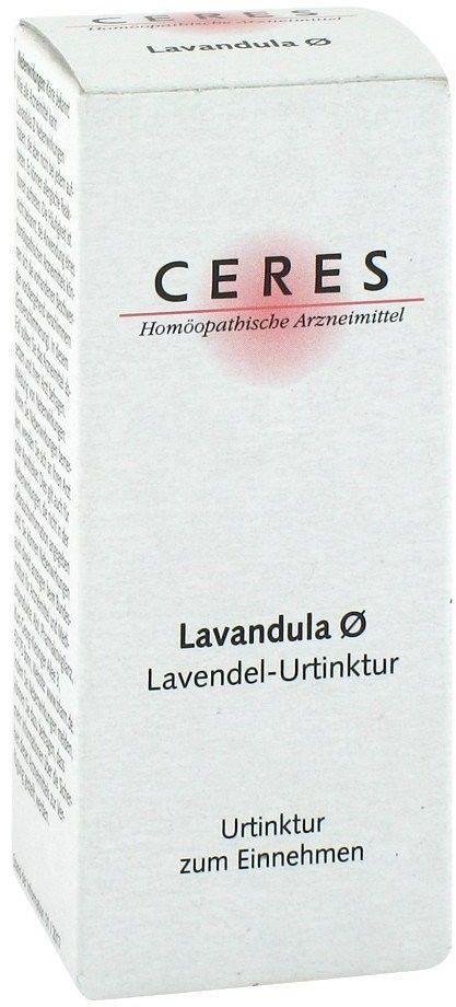 Ceres Lavandula Urtinktur