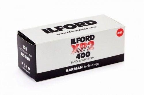 Film Ilford B&W XP2 120