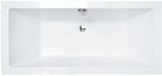 Besco wanna prostokątna Quadro Slim 165 x 75 cm WAQ-165-SL