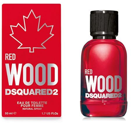 Dsquared 2 Wood Red Pour Femme woda toaletowa - 30ml