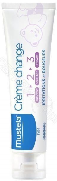 Mustela Krem do przewijania 1> 2> 3 50 ml
